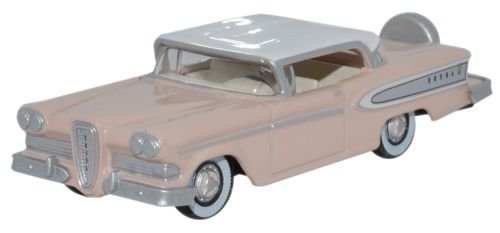oxford-diecast-87ed58003-edsel-citation-1958-chalk-pink-frost-white