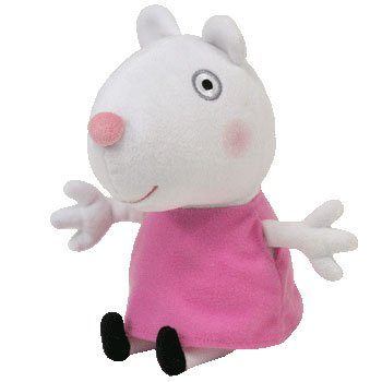 Peppa Pig Suzy Sheep - Peluche de 16cm