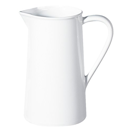 4729147 Krug Porzellan, 20 x 13 x 20 cm, weiß