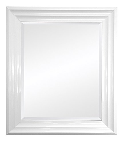 firenza-white-gloss-mirror-with-4mm-bevelled-mirror