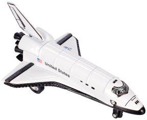 5 inch Die Cast Space Shuttle