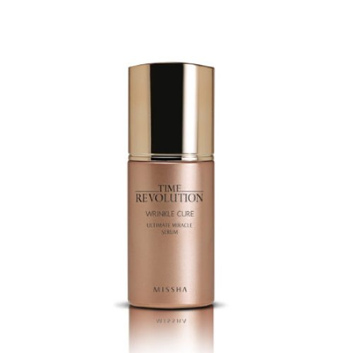 Time Revolution Wrinkle Cure Ultimate Miracle Serum タイム レボリューシ...