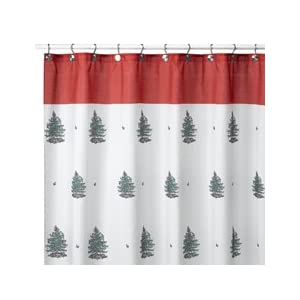 Christmas Shower Curtain Reviews