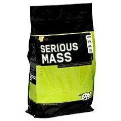 Serious Mass - Weight Gain Formula - Strawberry - 12 lb Bag