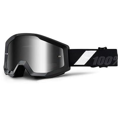 100% Strata Goggles - Mirrored Lens