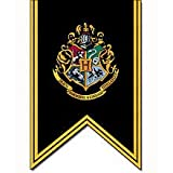 Harry Potter NECA Hogwarts Cloth Banner