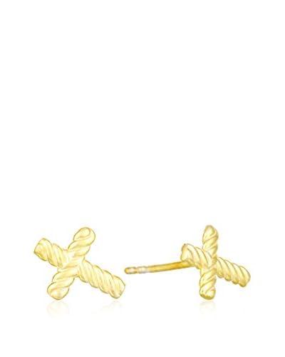 Córdoba Jewels Orecchini  argento 925 bagnato oro