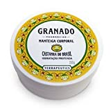 Granado Terrapeutics Castanha Do Brasil Chestnut Body Butter 8 Fl.Oz. From Brazil