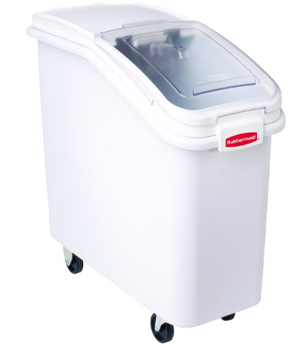 Industrial Food Container : Rubbermaid commercial products fg wht prosave