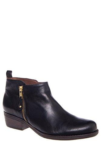 London Low Heel Boot