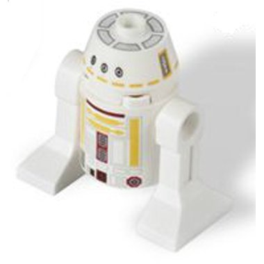 R5-F7 DROID - LEGO Star Wars minifiguren