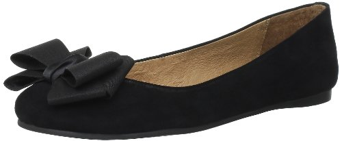Buffalo 211-1320-4 Womens Ballet pumps Kid Suede