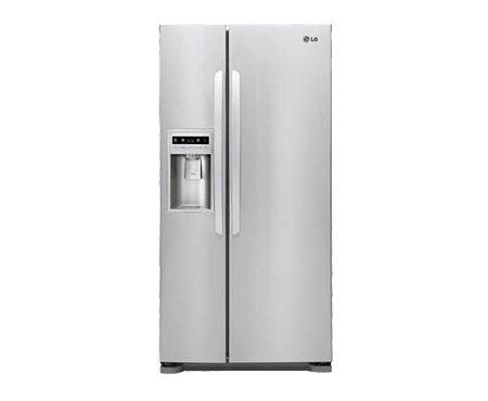 Refrigerators Side By Side front-36102