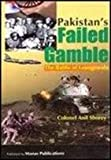 img - for Pakistan's Failed Gamble: The Battle of Laungewala book / textbook / text book