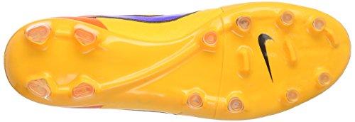 Nike Tiempo Legacy FG, Herren Fußballschuhe, Orange (Lsr Orng/Prsn Vlt-Ttl Orng-Vlt 858), 41 EU -