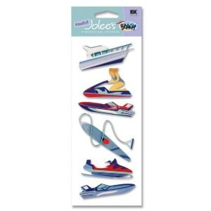 3D TCH JOLEE WATER SPORTS Papercraft, Scrapbooking (Source Book)