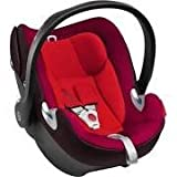 Cybex Aton Q Car Seat Group 0+: Strawberry