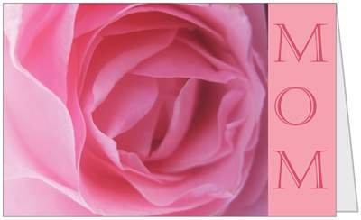Birthday Mom Pink Mother Beautiful Handmade Greeting