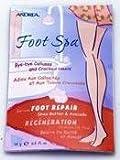Andrea Foot Spa Serious Foot Repair, Shea Butter & Avocado, .5 oz by American International Industries