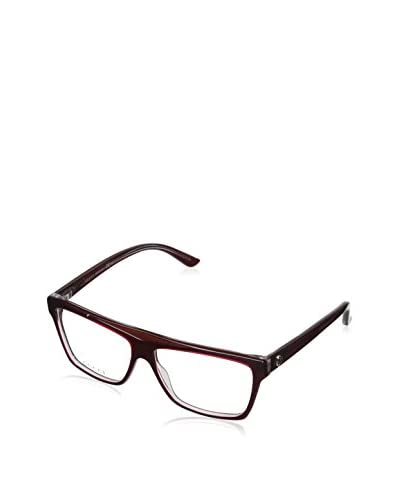 Gucci Women's GG3545 Eyeglasses, Dark Tabasco
