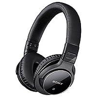 ソニー Bluetooth対応ノイズキャンセリング搭載ダイナミック密閉型ヘッドホン(ブラック)SONY MDR-ZX750BN-B
