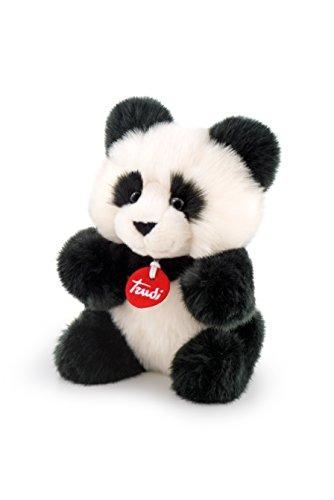 Trudi 29005 - Panda, 24 cm, Bianco/Nero