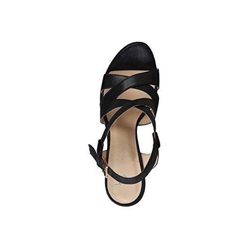 sandali scarpe V 1969 CAMILLE_BLACK Nero