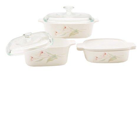 corningware-clasic-lilyville-cocotte-carree-lot-de-6