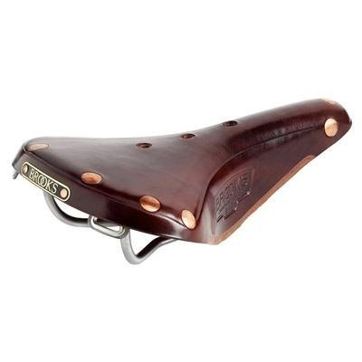 Brooks B17 Ti ATB/Trekking Bicycle Saddle