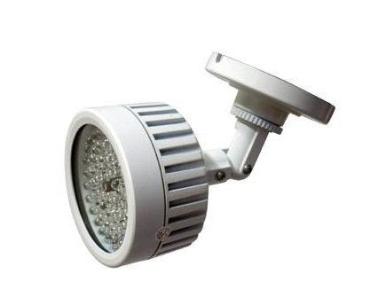 CMVision-IR56-56-LED-IndoorOutdoor-Long-Range-100ft-IR-Illuminator-With-Free-1A-12VDC-Adapter