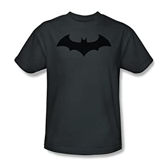 T-Shirt - Batman-Hush Logo Grey Small