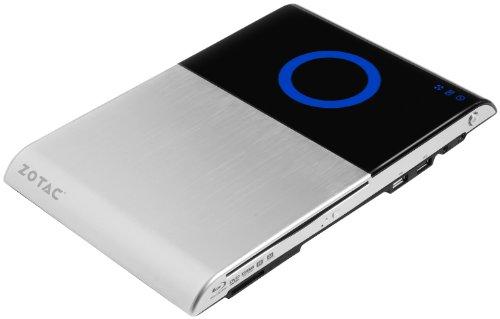 Zbox Blu-Ray Hd-Id34 Bb Bga559 Max-2x4gb Ddr2 Bd-Rom Dvi Hdmi