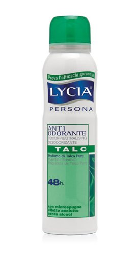 Lycia Deo Spray Talc Ml.150