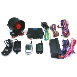 2-WAY FM CAR ALARM SECURITY