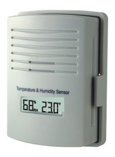 Ambient Weather WH2C Wireless Thermo-Hygrometer by Ambient Weather