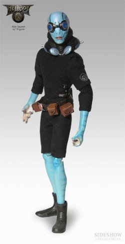Picture of Sideshow Abe Sapien From Hellboy 12 Inch Figure (B0006FUDO2) (Sideshow Action Figures)
