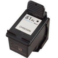 Hp 61Xl Ink Cartridge (Ch563Wn) - Remanufactured, Black