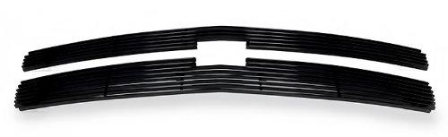 2007-2013 Chevy Silverado 1500 Black Billet Grille Grill Insert # C65766H (2008 Chevy Silverado 1500 Grill compare prices)