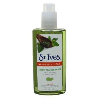 St Ives Cleanser Green Tea Blemish Control 6.75Oz (2 Pack)