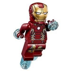 GENUINE Lego Age of Ultron - IRON MAN (Type 43 Armour
