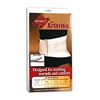 BACK Support ARTHRITC THERAPY Beige Medium 32-36