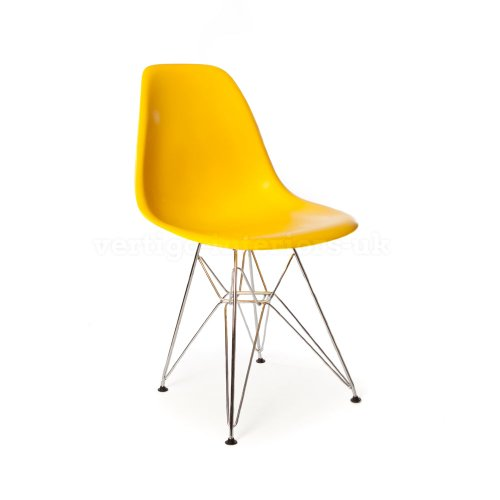 Yellow Dining Chairs 4958