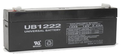 Universal Power Group 85940 Sealed Lead Acid Battery