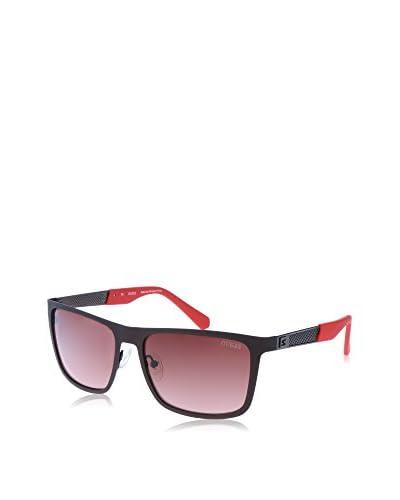 GUESS Gafas de Sol 6842 (57 mm) Negro