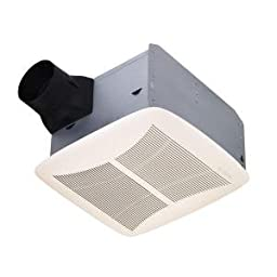 NuTone QTN80E Ultra Silent 80 CFM Ceiling Exhaust Bath Fan