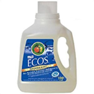 Earth Friendly Products, Ecos Liquid Laundry Magnolia/Lily, 210.00 OZ (Pack of 2)