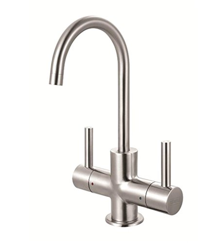 Franke LB13250 Kitchen Series Little Butler Point-of-Use Faucet for Hot and Cold Water, Stainless Steel (Franke Stainless Steel Cleaner compare prices)