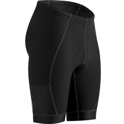 Louis Garneau Alveo 3K Shorts - Men's Black, Small