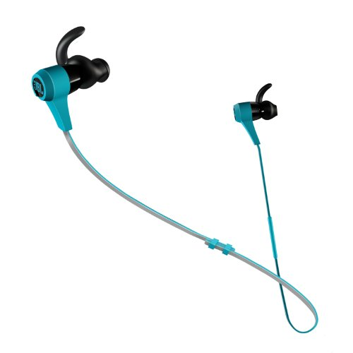 Click to buy JBL Synchros Reflect In-Ear Sports Bluetooth Headphones (Blue) - From only $64.98