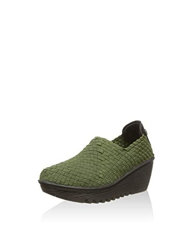 Bernie Mev Slip-On Classic Wedge
